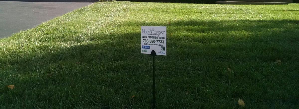 lawn fertilization in dumfries VA
