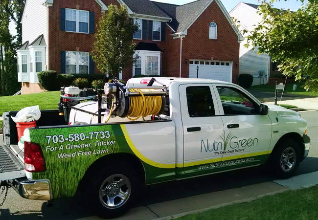 Nutri-Green Lawn Care Service in Dumfries, VA